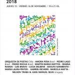 Ronda de poetas y la Intendencia Municipal de San José presentan la primera edición del Mundial Poético Maragato