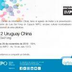 Uruguay China – Luis Sei Fong