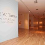Acuarelas de William Turner en el Bellas Artes