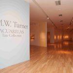 Acuarelas de William Turner en el Bellas Artes