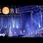 Robe – La Canción Más Triste (Directo en el Teatro Romano de Mérida)
