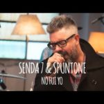 Senda 7 ft. Alejandro Spuntone – No Fui Yo // Tape Sessions