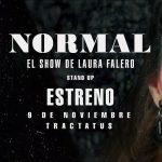 Laura Falero – Stand up – Estreno 9 de nov. 21.hs. – Tractatus