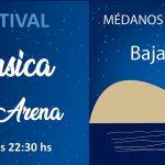 Festival Música en la Arena en Espacio Babilonia todos los sábados
