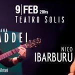 Nicolás Ibarburu & Rossana Taddei en Teatro Solis – Montevideo de las ARTES