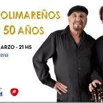 LOS OLIMAREÑOS – 50 AÑOS en Antelarena