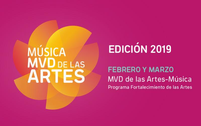 EDICIÓN 2019 DEL FESTIVAL MONTEVIDEO DE LAS ARTES MÚSICA