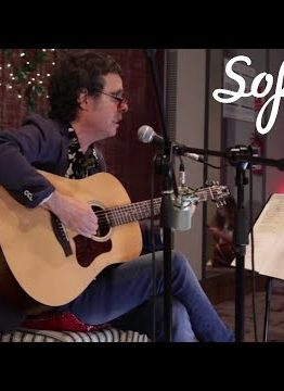 """Fernando Cabrera performing """"Agua"""" at Sofar Montevideo on November 24th, 2018 Sofar puts on hundreds of intimate shows each month around the world."""