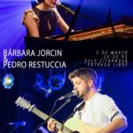 Bárbara Jorcin + Pedro Restuccia Sexteto