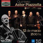 EL QUINTETO ASTOR PIAZZOLLA presenta REVOLUCIONARIO TOUR