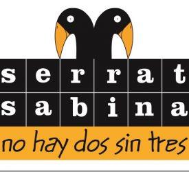 SERRAT - SABINA -  No hay dos sin tres