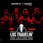 Los Travelin´ Irvins en Bluzz Bar con filmación de video-clip
