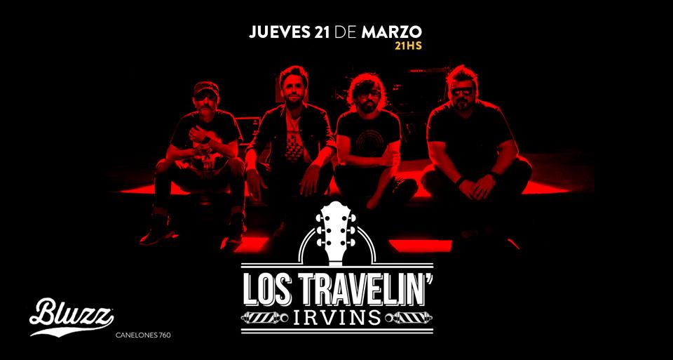 """Los Travelin´ Irvins continúan con su serie de presentaciones de """"1978"""", su EP conceptual que consiste de cuatro canciones editadas únicamente en plataformas digitales."""