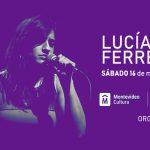 Lu Ferreira en El Florencio -16 de marzo – Ellas en Montevideo