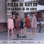 BOLSA DE NAYLON EN LA RAMA DE UN ÁRBOL presenta su primerdisco en la Sala Hugo Balzo del Sodre