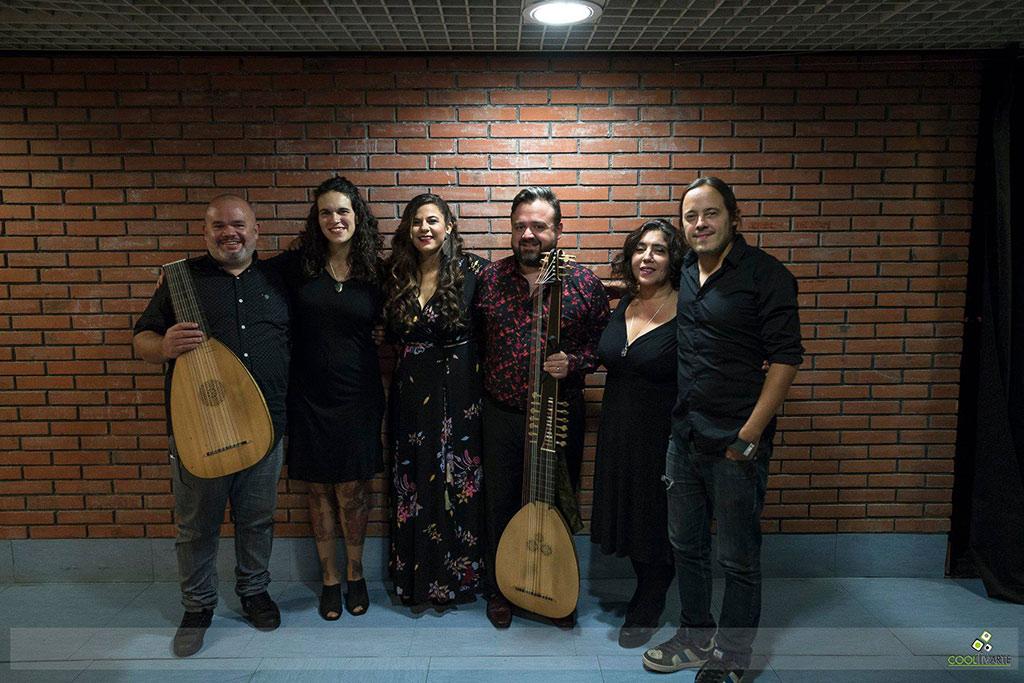 Carmen Pi _ De Espinas y Flores - Ciclo Cuerdas abril 2019 - Auditorio Nacional Del Sodre - Sala Hugo Balzo - Foto © Tarumán Corrales www.cooltivarte.com