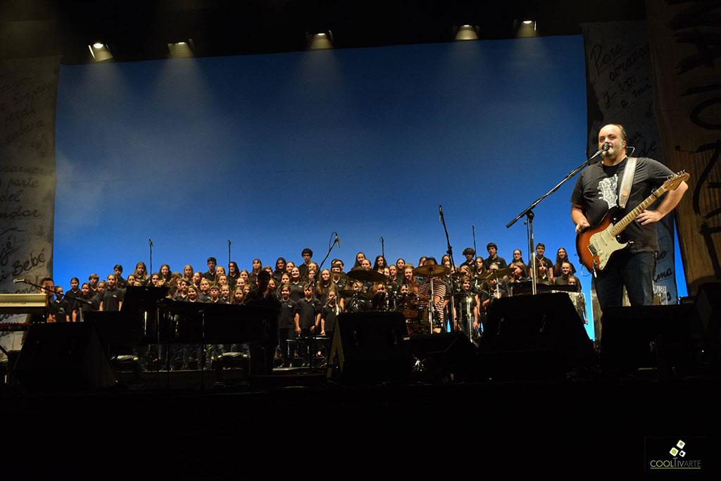 LA TRIPLE NELSON ¨Al Natural´´ - Banda Invitada ¨Aprenda Electrónica en 15 días´´ - Auditorio Nacional del Sodre - 11-04-19 Fotos Claudia Rivero www.cooltivarte.com