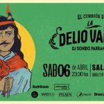El Cumbión de La Delio Valdéz en Sala del Museo