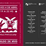 Mundial Poético 2019 – Cabildo de Montevideo