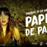 Papina De Palma – Show antes de su viaje – 27 Abr 2019