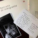 """Presentación del libro """"Retrato de Inmigrante"""""""
