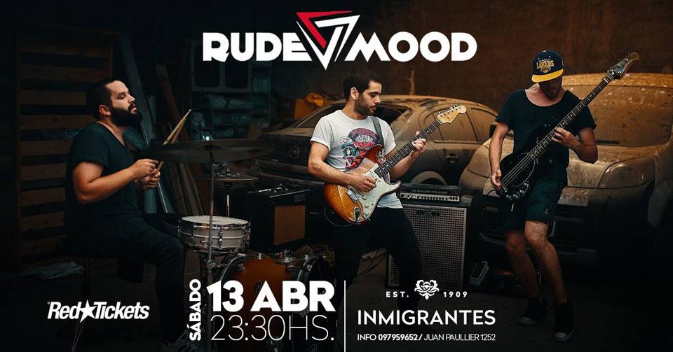 Rude Mood vuelve al escenario que más los conoce: el sótano de la legendaria esquina de Paullier y Guaná.