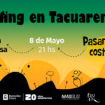 """Surfing en Tacuarembó presenta  """"Pasando de Costadito"""" Sala Zitarrosa"""