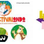 L'ARCAZA TEATRO PRESENTA  FESTIVALONDO Festival de cuentos de Susana Olaondo