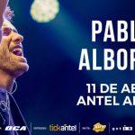 PABLO ALBORÁN – Cierre de gira #TOURPROMETO