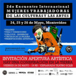 2° Encuentro internacional de las mujeres trabajadoras de las culturas y las artes