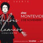 Andrés Calamaro – Cargar la suerte en Antel Arena