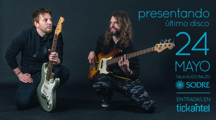 Angeloro Bros está conformado por Álvaro Angeloro y Leonardo Angeloro. Dos hermanos músicos y compositores que luego de tener varios proyectos decidieron hacer converger sus gustos e ideas musicales en un proyecto común: Angeloro Bros.