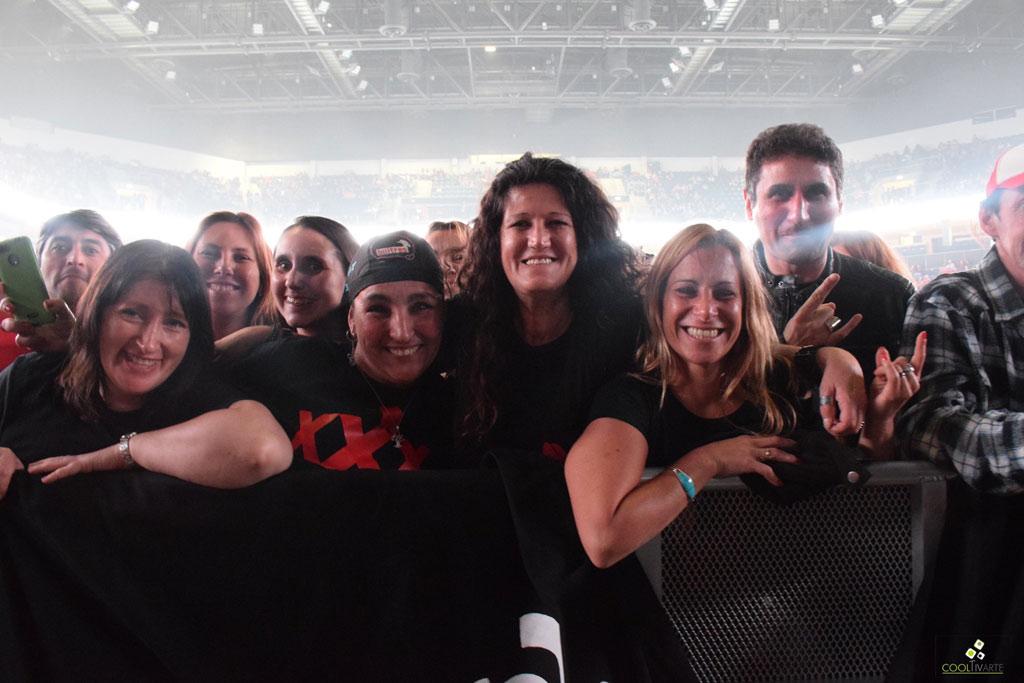 Buitres 30 años - Antel Arena - 17 y 18 de mayo - Fotos Claudia Rivero. www.cooltivarte.com