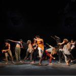 """""""Danzas en Compañía"""" en el Teatro de la Ribera"""