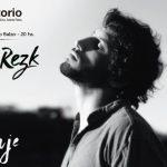 "Gonzalo Rezk presenta ""Menjunje"" en la Hugo Balzo"