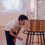 Inaugura el Paseo Óptico de Andrés Guerberoff
