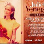 """JULIETA VENEGAS """"INTIMO"""" GIRA NACIONAL URUGUAY 2019"""
