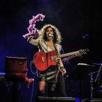 Rossana Taddei Cuerpo Eléctrico en vivo en La Trastienda MVD