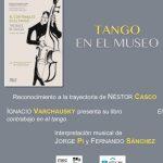 Tangos en el Museo – Auditorio y Jardín MNAV