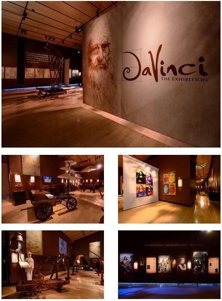 Más de 800 m2, harán brillar esta maravillosa exhibición en Uruguay entre el 3 de junio al 17 de julio, 45 días para disfrutar y conocer la historia y obras de El GENIO, Leonardo Da Vinci.