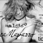 Mónica Navarro presenta Maldigo en el Teatro Solís