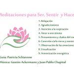 Meditaciones para Ser, Sentir y Hacer