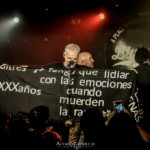 BUITRES XXX años en Bluzz Live
