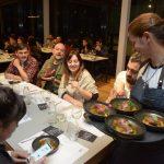 «PISO NUEVE», Cultura en la cocina en el CCK