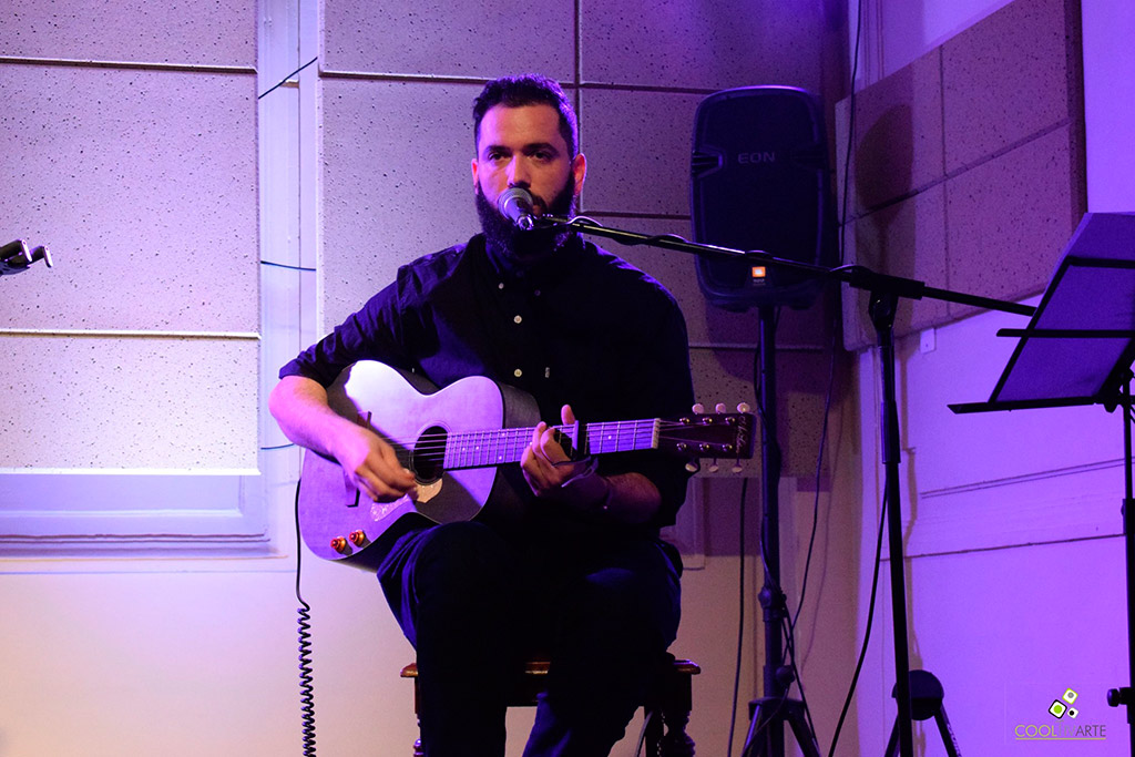 Diego González - Canciones Siguientes - Junto a Hernán Díaz - Espacio Felisberto Hernández - Sala Zitarrosa - 04-06-19 - Fotos Claudia Rivero www.cooltivarte.com
