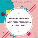 TOQUE X LA ELA 2019 – SÁBADO 22 DE JUNIO – 20 HS. – SALA ZITARROSA