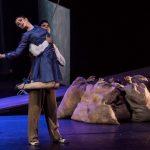 El ballet del Teatro San Martín en La Boca