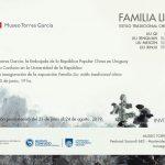 Familia Liu: estilo tradicional chino – Inauguración de exposición