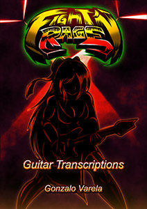 Fight n Rage - Transcripciones de Guitarra