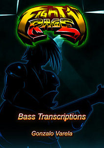 Fight n Rage - Transcripciones de Bajo